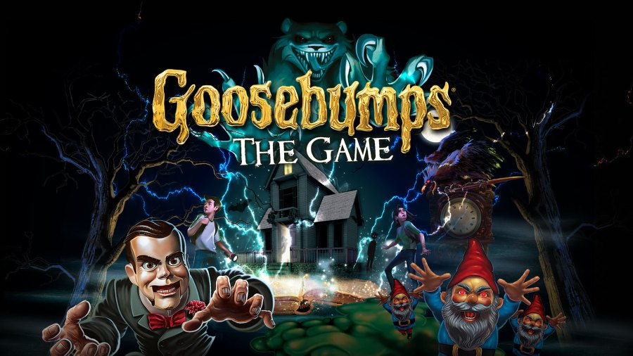 Goosebumps The Video Game