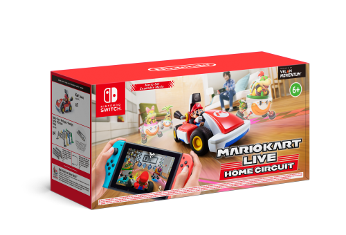 Mario Kart Live: Home Circuit Package Shot