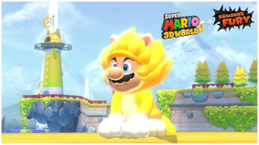 Mini Giga Cat Mario