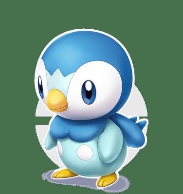 Piplup Pokémon Brilliant Diamond & Pokémon Shining Pearl