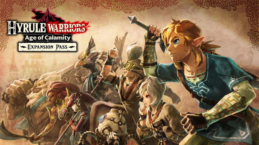 Hyrule Warriors: Age of Calamity Expansion Pass