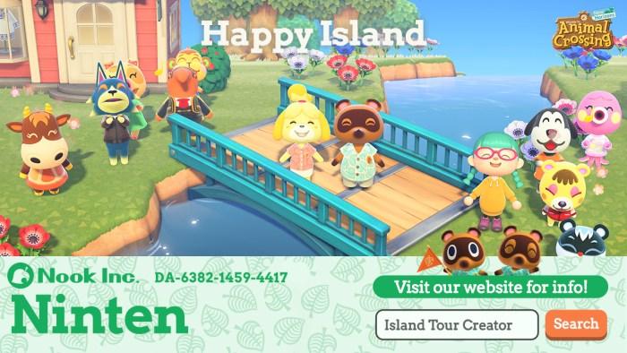 Island Tour Creator