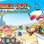 Wonder Boy Asha in Wonder World