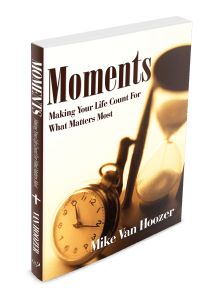Moments 3D Book Cover