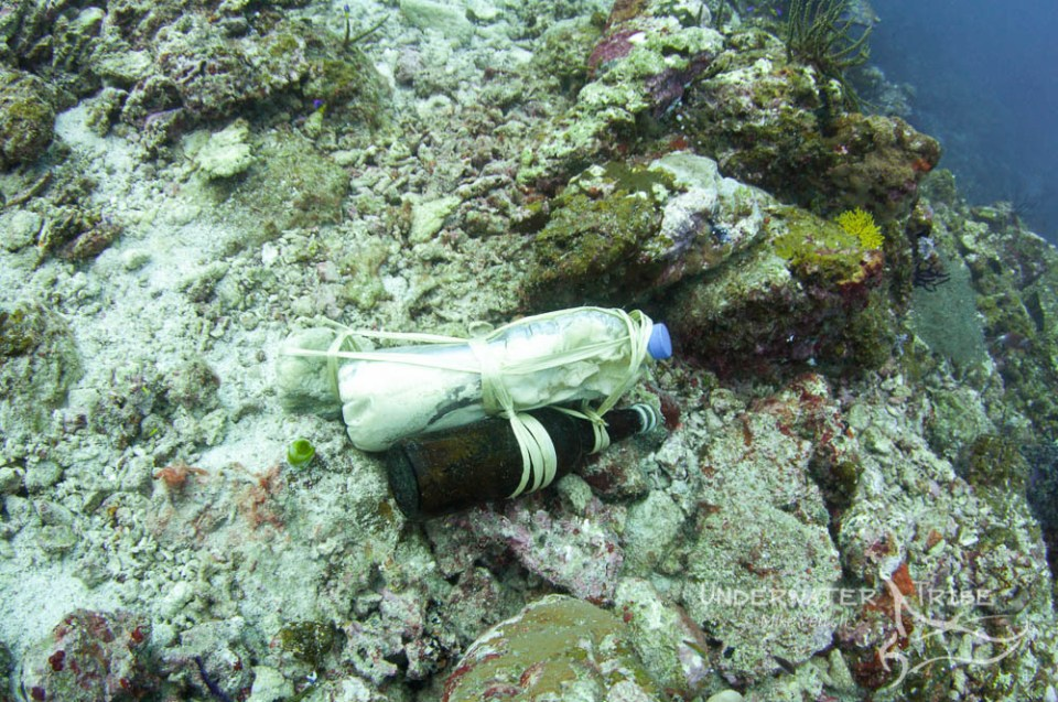 Unexploded Reef Bomb