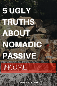 Find out the HARSH TRUTH about passive income.