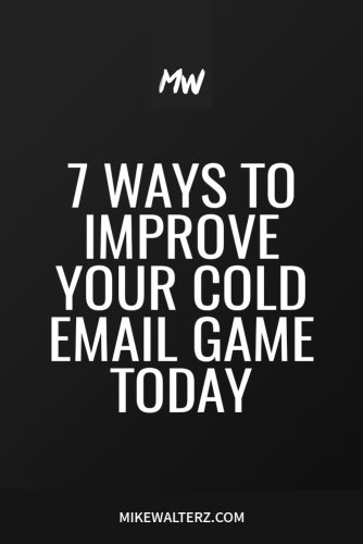 So you're looking to acquire new clients, but you're either not sure where to start or you're not quite confident enough yet to start cold calling. Either way I totally understand your pain, I myself have found myself in the same boat on many occasions. Luckily for you, in this post i'll be sharing some useful cold email tips that you can start using today, in order to increase your email open rate & client conversions too. #cold #email #business #clients #sales #marketing