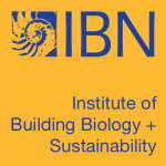 IBN Institute of Building Biology + Sustainability Logo