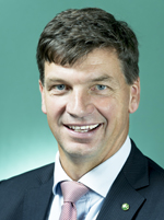 A letter to Angus Taylor, MP for Hume