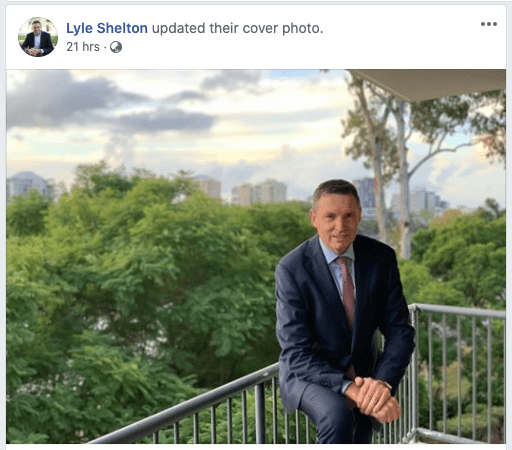 Lyle Shelton, beyond the gender-binary