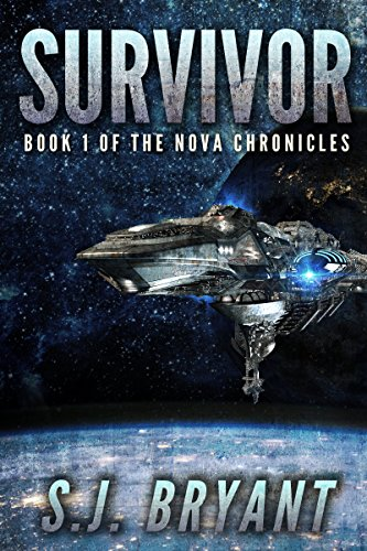 Book Review – Survivor by S. J. Bryant