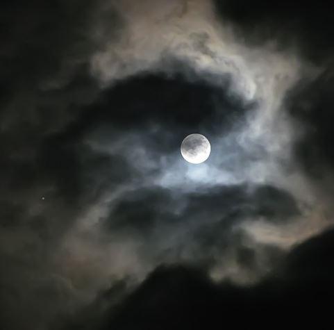 moon - free horror story