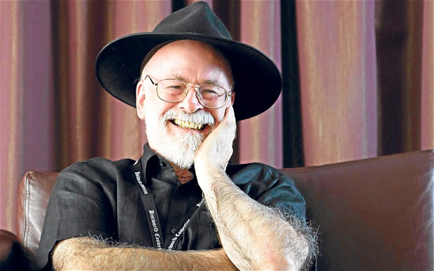 My Tribute to Sir Terry Pratchett