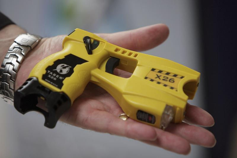 Writing Journey – Research: Side Effects of a TASER Gun