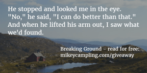 breaking ground chap 4