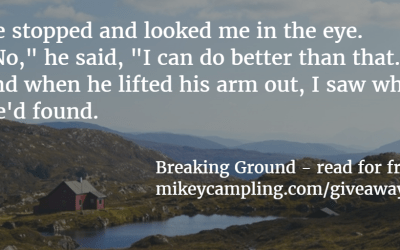 Free Serial – Breaking Ground: A Tale of Mystery and Suspense Across Time #5