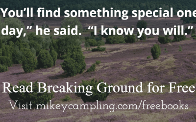 Free Serial – Breaking Ground: A Tale of Mystery and Suspense Across Time #13