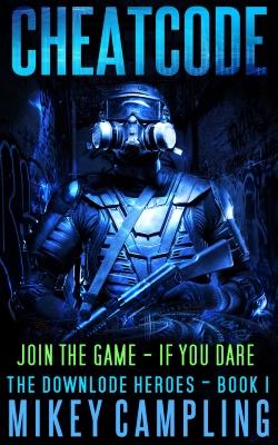 scifi book cheatcode cover ebook