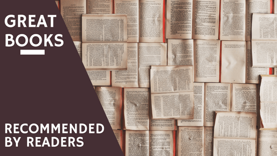 Recommended Reads – Another Batch of Great Books from My Readers