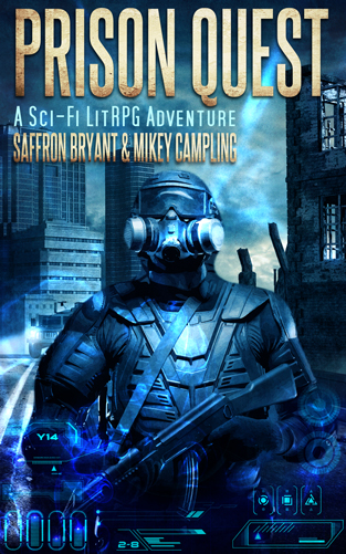 Prison Quest a Sci-fi LtRPG Adventure is live in paperback – ebook is on pre-order