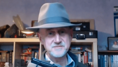 The Man in the Grey Fedora – Episode 5