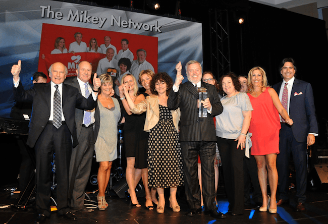 Mikey Network wins BILD Stephen Dupuis Community Building Award
