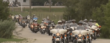 The 7th Annual Canada's 911 Ride Was A Thundering Success