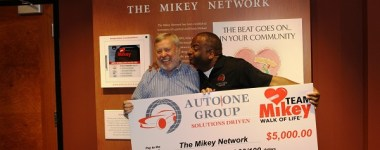 Thank You to Auto|One for Your Generous Support