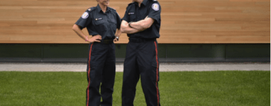 Toronto Police Officer Gets A Second Chance At Life Thanks To A Fellow Police Officer, A Doctor, & A Paramedic Using A MIKEY