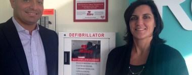 MIKEY defibrillator Rexall