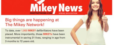 Mikey Network Spring 2006 newsletter