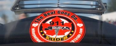 Canada's 911 Ride A Huge Success!