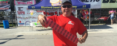 The MIKEY NETWORK Is Off To The Races With Mustard Seed Racing and Tarpin Lumber