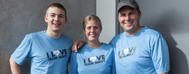 Walk of Life: Mikey Families and Organizations