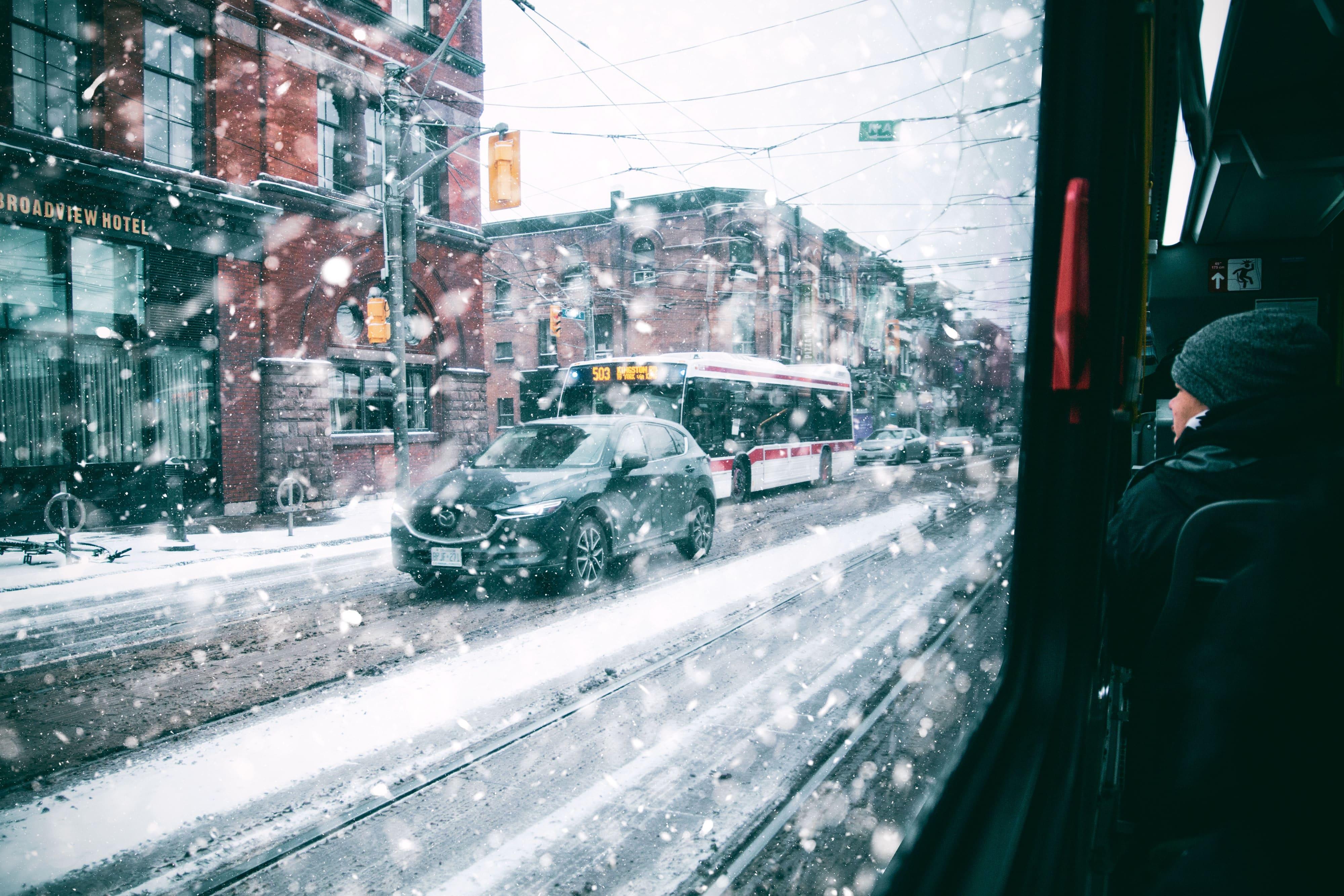 TTC in the winter