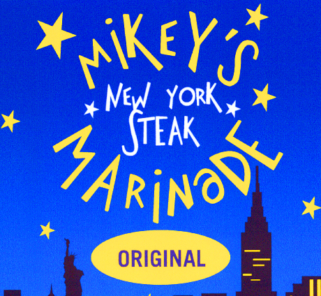 "Mikey's ""New York"" Marinades"