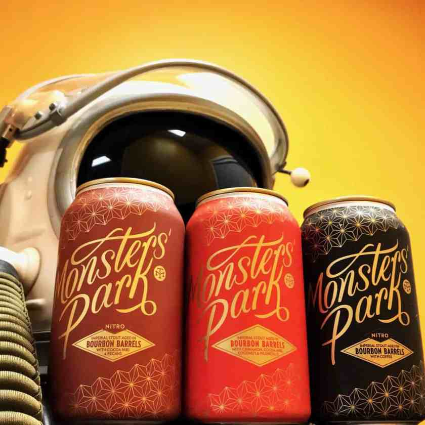 Monsters Park cans 2018