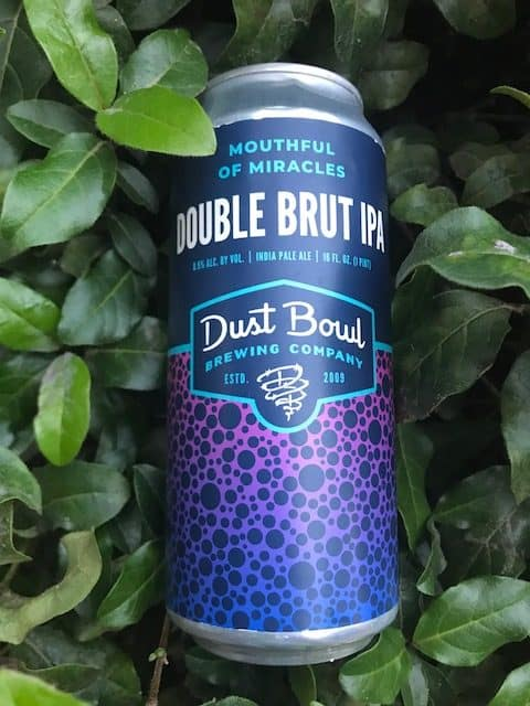 Dust Bowl Brewing double brut ipa
