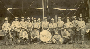 Wild West Band 1887 from Buffalo Bill Center of the West