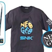 これはカッコいい!ファッションセンターしまむらに「ネオジオ」ロゴTシャツが登場!