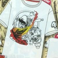 超ほしい!ファッションセンターしまむらにて「ゲームセンターあらし」Tシャツが3/22より発売に!コミックスデザインのポストカード付き!