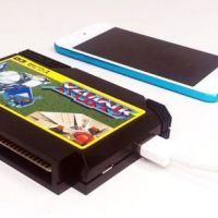 ファミカセ型モバイルバッテリー第3弾!『パックマン』『ドルアーガの塔』に続き『ゼビウス』が発売に!