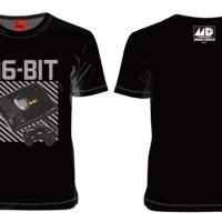 超カッコいい!MARS16より、セガ・メガドライブの新作デザインTシャツ2種類が発売に!