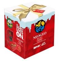 真っ赤なクリスマスバージョン!「NEOGEO mini クリスマス限定版」が近日登場!