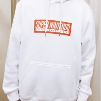 今日のゲームTシャツ:H&Mの「SUPER NINTENDO」&「ATARI」ロゴスウェットパーカー