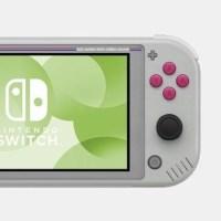これ超ほしい!もしも、ゲームボーイ風デザインの「ニンテンドースイッチライト」が発売されたら…!?