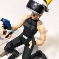 1/12サイズのフィギュアにぴったり!「ガシャポン!コレクション PlayStation 4 & PlayStation VR」をゲットしたのであそんでみた