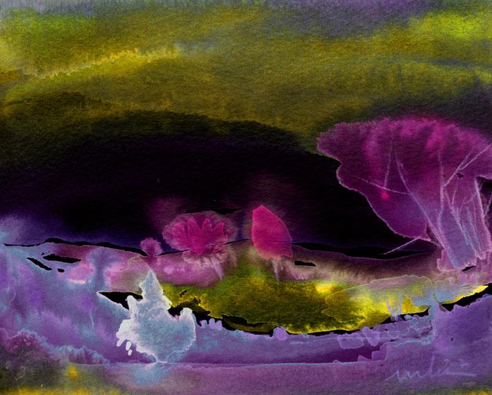 Les Rêves en Peinture - Tableaux fantaisie par Miki de Goodaboom