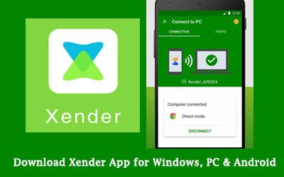 download xender apk for pc windows 10