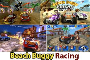 Beach Buggy Racing Full Game Review and APK Download